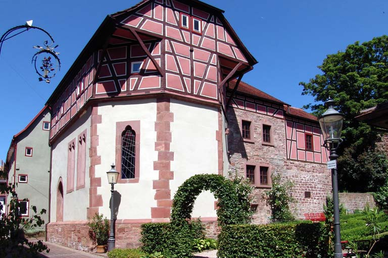 Kloster Buchen, Deutschland