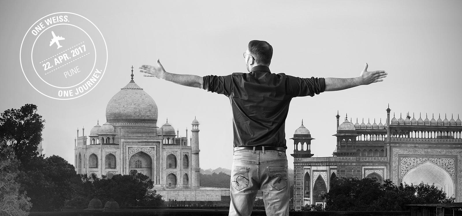 Einmal Indien und zurück.